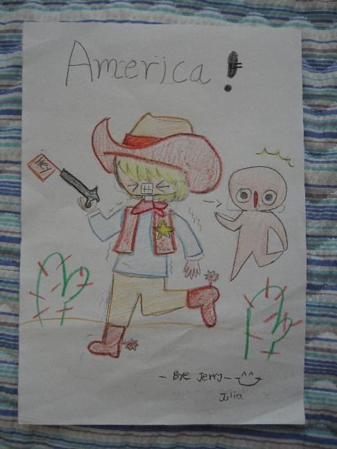 America Illustration